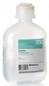 Глюкоза 5% розчин для інфузій 200мл №24 флакони /Красфарма/