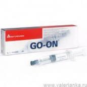 Гоу-он протез синовиальной жидкости (1% раствор натрия гиалуроната) 2,5мл №1 шприц