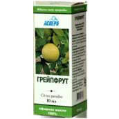 Грейпфрут олія ефірна 10мл