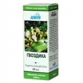 Гвоздика олія ефірна 10мл /Аспера/