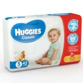 Хаггіс підгузники Classic (5) 11-25кг 42шт
