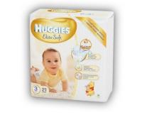 Хаггис подгузники Elite Soft (3) 5-9кг 21шт