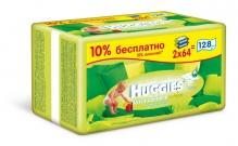 Хаггис салфетки влажные Ultra Comfort Aloe 128шт