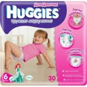 Хаггис трусики для девочек (6) 16-22кг 30шт