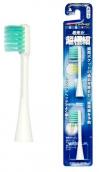 Хапика Ultra-Fine сменные насадки для электронной зубной щетки 2шт BRT-8