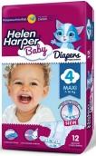 Хелен Харпер подгузники Baby maxi 7-18кг 12шт