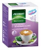 Худеем за неделю кофе для похудения капуччино с зеленым кофе жиросжигающий комплекс 14г 7 пакетиков