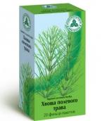 Хвоща полевого трава 1,5г №20 фильтр-пакеты
