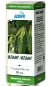 Іланг-іланг олія ефірна 10мл /Аспера/