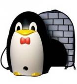 Інгалятор небулайзер Пінгвін компресорний дитячий (з сумкою)