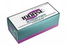 Иодас Actisom FORTE сыворотка маслянистая для тела 7мл 10 флаконов