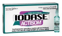 Иодас Actisom soluzione сироватка для тіла 5мл 20 флаконів