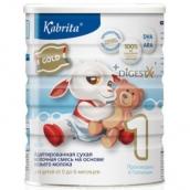 Кабрита 1 Голд смесь молочная для детей на козьем молоке 400г