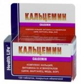 Кальцемин №120 таблетки