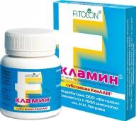 Кламин №40 таблетки