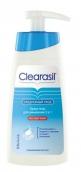 Клерасил крем-гель для умывания отшелушивающий очищающий для чувствительной кожи 3в1 150мл