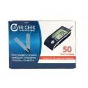 Конюшина Чек тест-смужки TD-4209/TD-4227A 50шт
