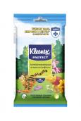 Клинекс салфетки влажные антибактериальные Disney 10шт