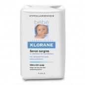 Клоран Бебе детское сверхпитательное мыло с календулой 250г