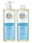 Клоран Бебе гель ніжний пінистий для волосся і тіла з календулою 500мл
