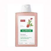 Клоран шампунь-сублиматор с экстрактом граната для окрашенных волос 200мл