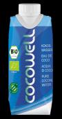 Коко Велл кокосовая вода Bio 330мл 1шт