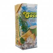 Коко Велл кокосовая вода Nosso с соком ананаса и мяты 330мл 1шт