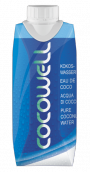 Коко Велл кокосовая вода Pure 330мл 1шт