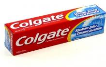 Колгейт паста зубная Крепкие зубы, Свежее дыхание 100мл