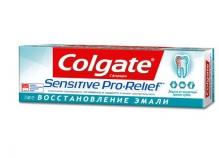 Колгейт паста зубная Sensitive Pro-Relief Восстановление эмали 50мл