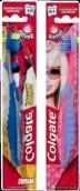 Колгейт щетка зубная детская Smiles старше 5 лет Barbie/Spiderman