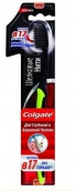 Колгейт щетка зубная шелковые нити с древесным углем мягкая