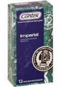Контекс презервативы Imperial плотнооблегaющие 12шт