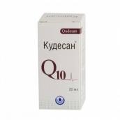 Кудесан 3% раствор для внутреннего применения 20мл