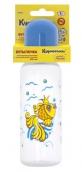 Курносики бутылочка ПП с силиконовой соской Золотая рыбка 250мл 0+, арт. 11141