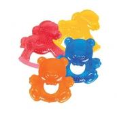 Курносики игрушка-прорезыватель с водой любимые игрушки 4мес+, арт. 23007