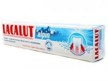 Лакалют паста зубная alpin 50мл