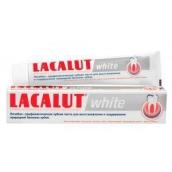Лакалют паста зубная white 50мл