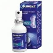 Ламизил спрей 1% 30мл флакон