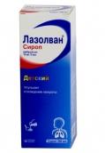 Лазолван сироп 15мг/5мл 100мл