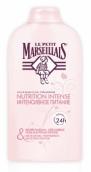 Ле Пти Марселье гель-бальзам для душа масло арганы, пчелиный воск, масло лепестков роз 250мл