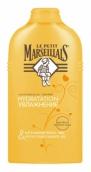 Ле Пти Марселье гель-крем для душа мед и молочко миндаля 250мл