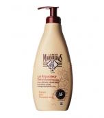 Ле Пти Марселье молочко для тела для сухой и поврежденной кожи масло карите, алоэ, пчелиный воск 250мл