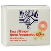 Ле Пти Марселье мыло экстрамягкое цветок апельсинового дерева 90г