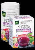 Леовит кисель витаминный для глаз с лютеином №5 пакетики