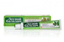 Лісовий бальзам паста зубна кора дуба/ялиця 75мл
