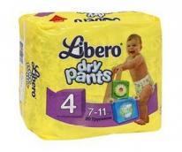 Либеро трусики Dry pants 7-11кг maxi 20шт