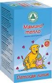 Мамино тепло чай детский 1,5г №20 фильтр-пакеты