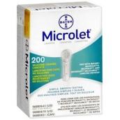 Микролет ланцети №200
