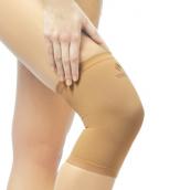 Тонус бинт еластичний трубчастий для фіксації колінного суглоба розм.2/бежевий